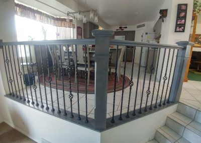 Murray Utah gray railing