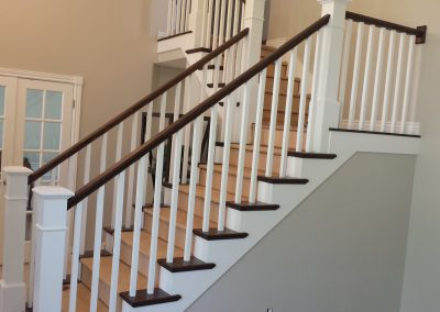 Sandy Utah craftman railing
