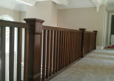 custom railing in holladay
