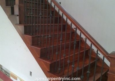 hickory-railing-and-stairs
