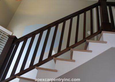 Draper craftsman railing
