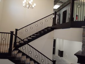 south jordan stair railing