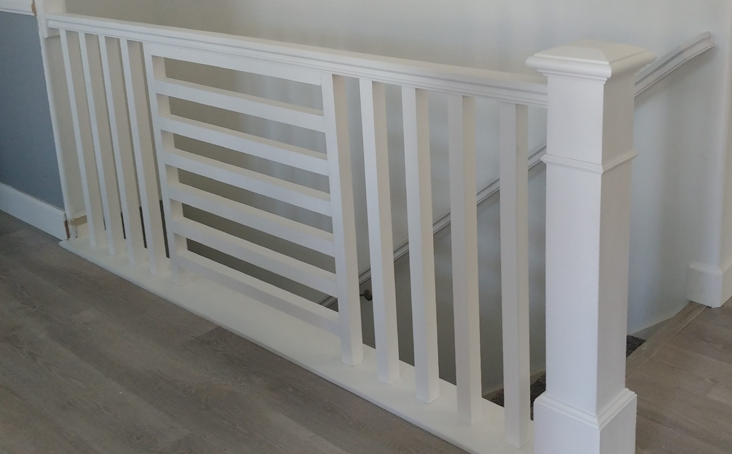 Layton stair remodel