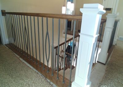 Farmington stair rail