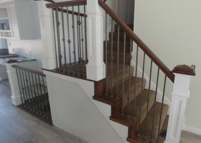Kearns utah stair railing